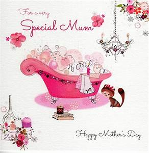 Very Special Mum Happy Mother's Day Greeting Card Lynn ...