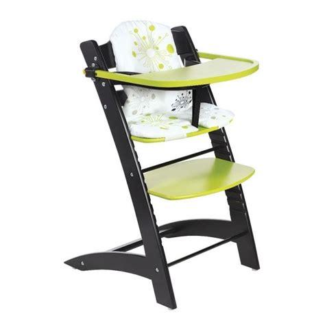 badabulle chaise haute evolutive noir anis noir et anis achat vente chaise haute