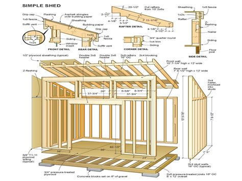10x12 storage shed plans simple shed plans simple shed plans 10x12 cabin shed