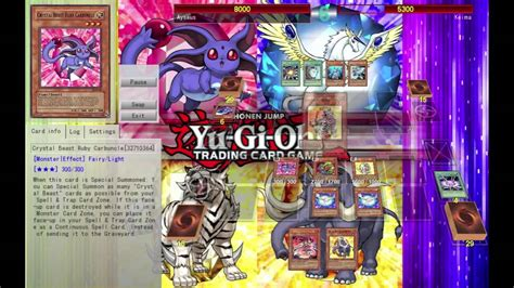 ygopro beast deck by ayseus tsc