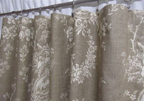 Toile Curtains, To Change The Look Of Your Home