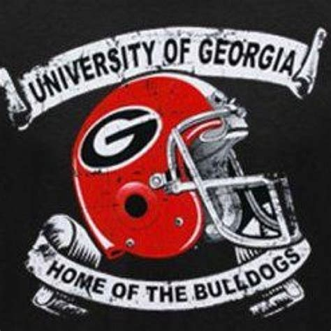University Of Georgia  Home Of The Bulldogs  Go Dawgs