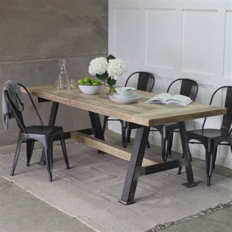 A Game Reclaimed Wood Dining Table With Steel A Frame By. L Shaped Desk Office. Small Maple Desk. Crayola Color Wonder Lap Desk. Convertable Table. Country Kitchen Table. Porter Dining Table. At&t Desk Phones. Where Can I Rent Tables And Chairs
