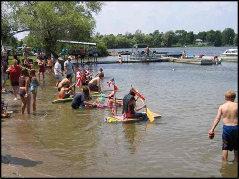 Boat Trailer Rental London Ontario by Sunnyside Cground Cottages Westport On 238