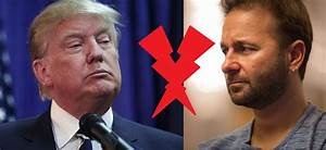 Tempers Flare. Negreanu to Face Trump in Poker/MMA Contest ...