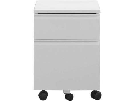 caisson primo coloris blanc vente de accessoires de bureau conforama