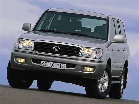 Land Cruiser 100 by Toyota Land Cruiser 100 J10 4 2 Td Hdj 100 204 Hp