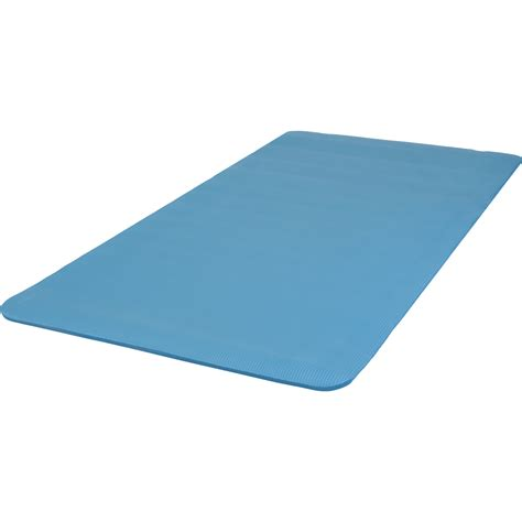 tapis en mousse pour le sport 224 domicile bleu tapisbleuxl