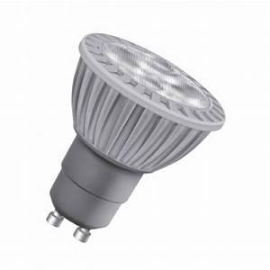 Led 5w Gu10 : osram star par16 50 5 5 watt gu10 led light bulb ~ Markanthonyermac.com Haus und Dekorationen