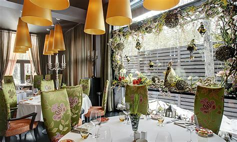 Garden Restaurant Design Ideas 22 inspirational restaurant interior designs