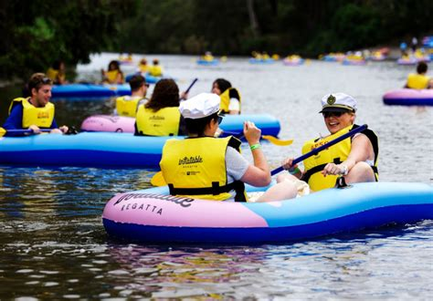 Inflatable Boat Yarra River by Inflatable Regatta Melbourne