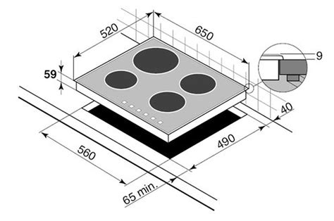 plaque induction de dietrich dti 706x inox dti706 2533251 darty