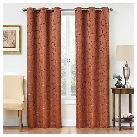 eclipse thermaback meridian blackout curtain panel
