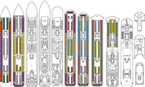 deck plan rcl enchantment of the seas deck