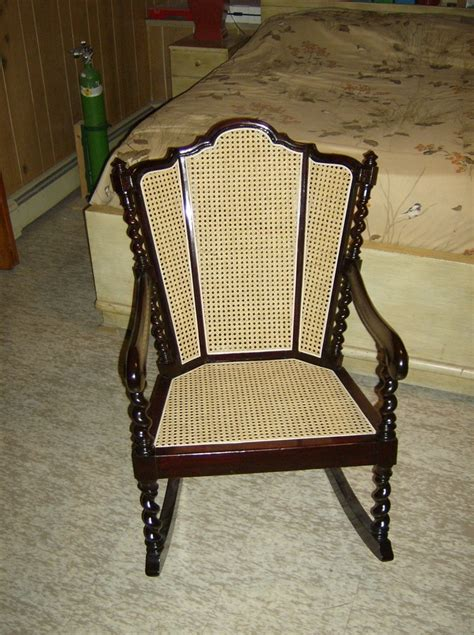 chair my antique furniture collection