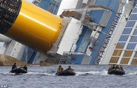 Triumph Boats Divine Intervention by Costa Concordia Captain Francesco Schettino Told