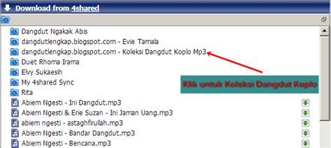Download Mp3 Dangdut Koplo Gratis