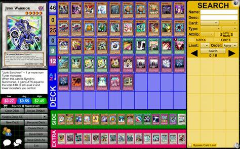 character deck yusei fudo by dragonhero15 on deviantart