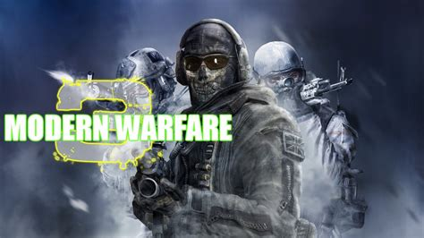 Modern Warfare 3 Wallpaper Collection