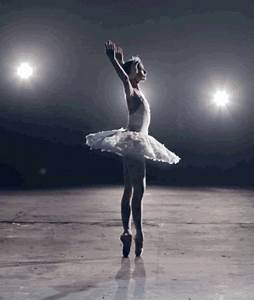 ballerina gif on Tumblr
