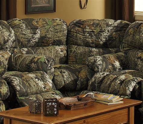 camo living room decorations catnapper cuddler wedge 3374 homelement