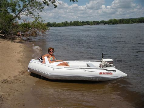 Blow Up Tender Boat by 11 Saturn Dinghy Tender Sport Boat Saturn 11 Ft