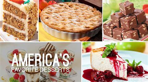 top 10 most popular desserts in america plusmind in