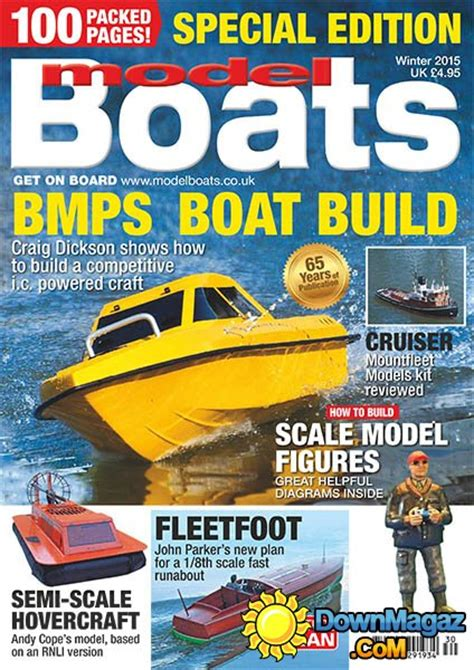 Model Boats Magazine Download by Model Boats Uk Winter 2015 187 Download Pdf Magazines