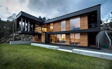 modern birdhouse for a contemporary garden