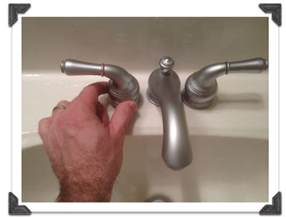 how to fix a leaking faucet in your kitchen moen