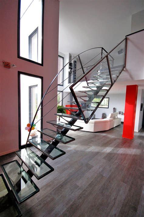 fabrication d un escalier m 233 tallique design 224 lyon kozac