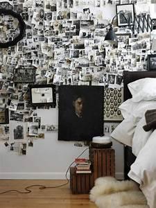 Idee Für Fotowand : 50 fotowand ideen die ganz leicht nachzumachen sind ~ Markanthonyermac.com Haus und Dekorationen