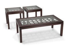louie coffee table set coffee end tables living room bob s discount furniture coffee