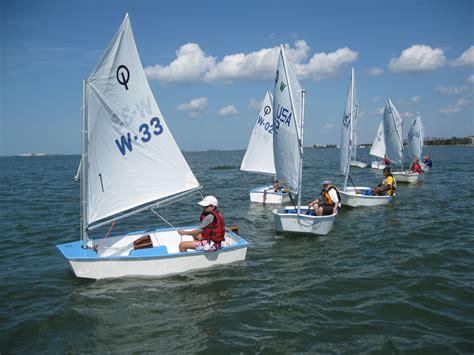 Boat Building Courses London by Saylorville Yacht Club Sailing School Optimist Pram Opti