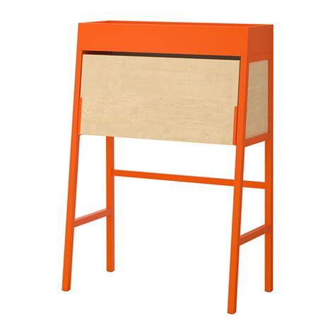 ikea ps 2014 bureau orange birch veneer ikea