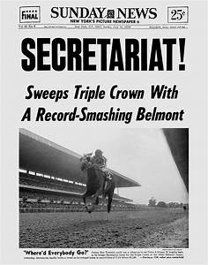 The Belmont Stakes and the Triple Crown: a non-horse ...
