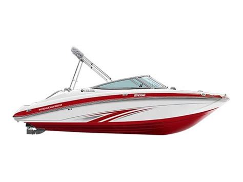 Used Boats Red Wing Mn by 2015 Yamaha Sx192 19 Foot 2015 Yamaha Motor Boat In Red