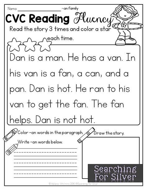 The 25+ Best Cvc Words Ideas On Pinterest  Literacy, Kindergarten Centers And Kindergarten