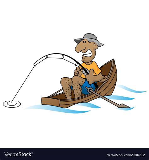 Cartoon Boat Characters by Cartoon Images Of Man Fishing Cartoon Ankaperla