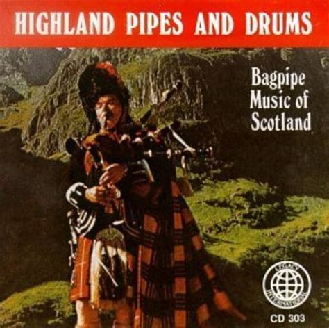 Skye Boat Song Bagpipes And Drums by Highland Pipes Drums Bagpipe Music Of Scotland Cd