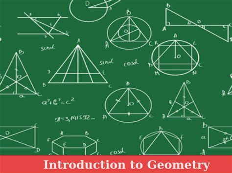 Introduction To Geometry An Online Course By Edx Careerindia