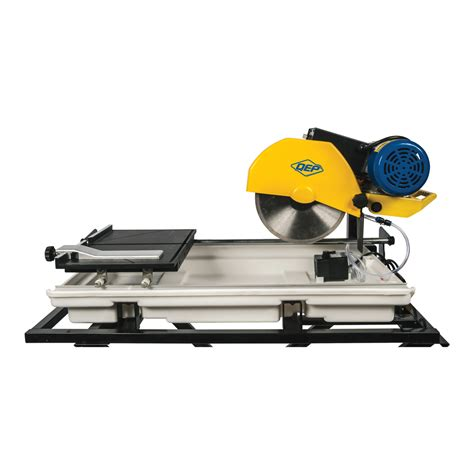 24 quot heavy duty tile saw qep
