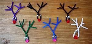 Bastelideen Weihnachten Kinder : zu weihnachten mit kindern basteln kleine rudolf renntiere ~ Markanthonyermac.com Haus und Dekorationen