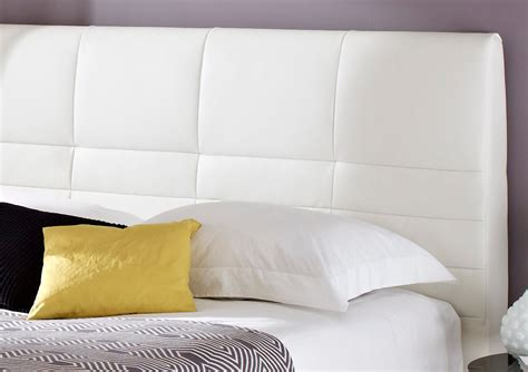 york leather white tv bed king size beds bed sizes