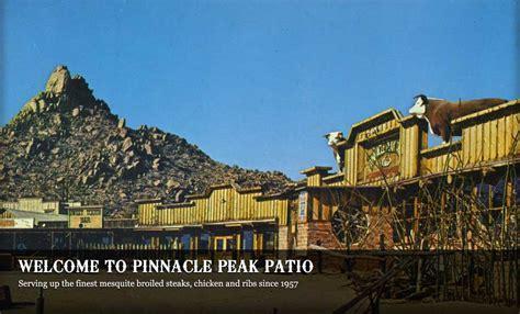 peak patio cowboy steakhouse in scottsdale