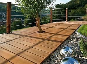 Terrasse Verlegen Preis : decoration terrasse bois exterieur decoration mur de jardin maison email ~ Markanthonyermac.com Haus und Dekorationen