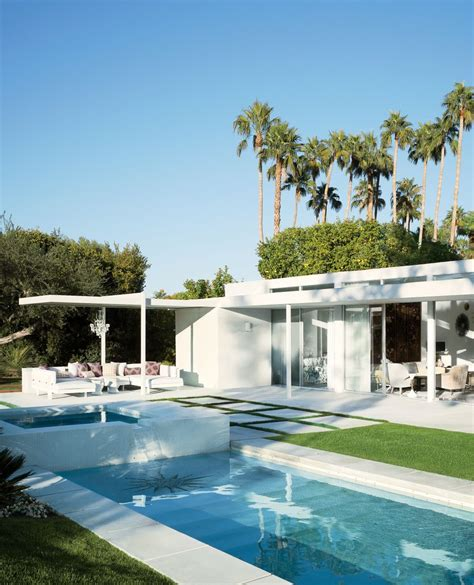 Modern Pool By Emily Summers Design Associates By