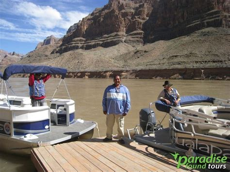 Grand Canyon Pontoon Boat Tours by 17 Best Images About Grand Canyon West Rim Bus Heli