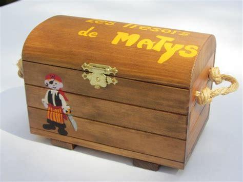 jouet bois coffre aux tr 233 sors personnalis 233 sur commande abracadabois jouets et petits