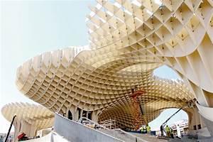 J Mayer H : j mayer h architects metropol parasol now complete ~ Markanthonyermac.com Haus und Dekorationen